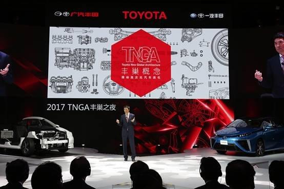 如果说丰田TNGA不是平台那到底是什么?-图5