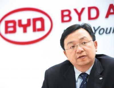 王传福:比亚迪不是抢人饭碗 而是没有竞争者