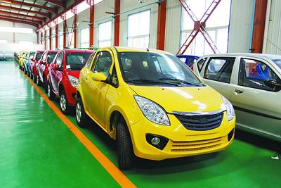 低速电动车标准将出台:门槛提升或致销量减少2/3