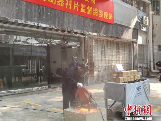 广东口岸:进口汽车用制动器衬片抽查不合格率达48%