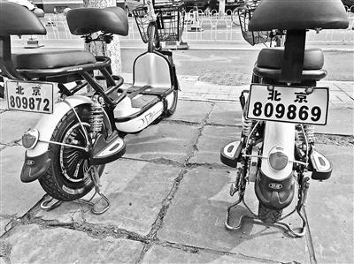 共享电动车进北京高校 校方:现在不提倡学生骑