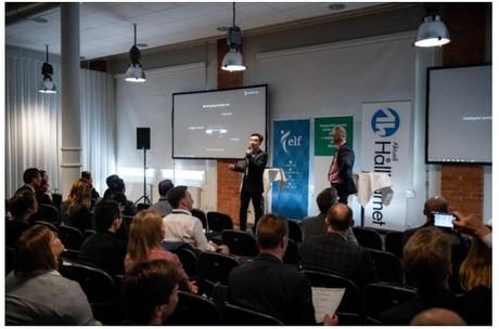 出席瑞典绿色交通大会 新特汽车介绍中国新能源产业发展