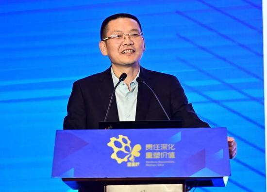 金蜜蜂智库创始人、首席专家,ISO 26000利益相关方全球网络联席秘书长殷格非