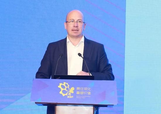 欧洲企业社会责任协会联合创始人兼高级顾问Jan Noterdaeme