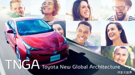 丰田TNGA架构 一场关乎未来的产业革命