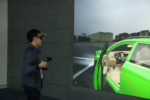 汽车4.0时代 东风日产以VR智造加速汽车研发