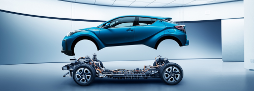 """C-HR EV""""触电""""年轻用户——四维图新桩家助力广汽丰田打造智能充电服务新体验"""