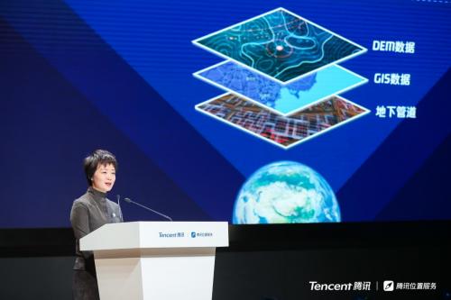 """腾讯推出产业版地图WeMap """"一张图""""助力智慧城市精准决策"""