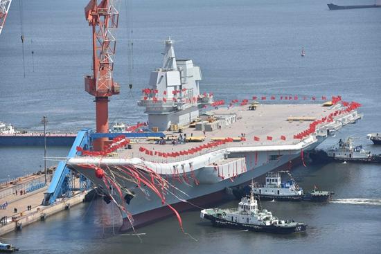 首艘国产航母在哪些方面超越了辽宁舰