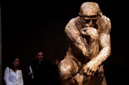 [1](外代二线)巴塞罗那举办罗丹雕塑展