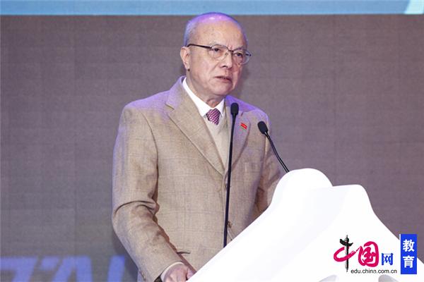 中国发展研究基金会秘书长卢迈发言