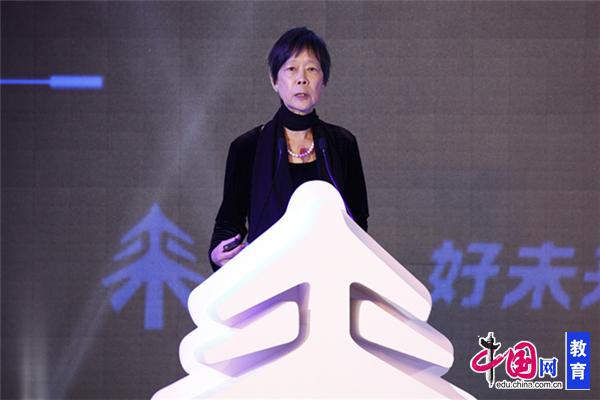 联合国教科文组织顾问、香港大学教育学院教授过伟瑜发言