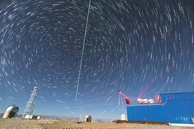 """科学家对话青少年:中国科学的征途是""""星辰大海"""""""