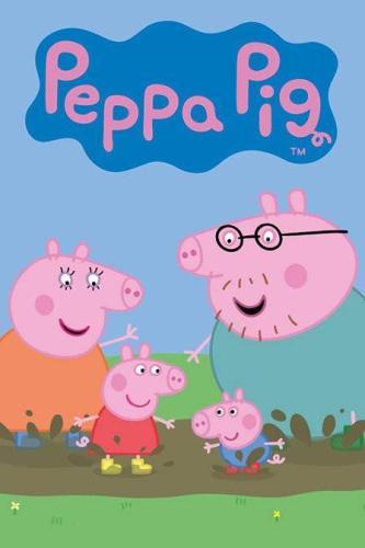 孩子学猪叫就怪 小猪佩奇 ,父母对于动画片的焦虑是否被放大了