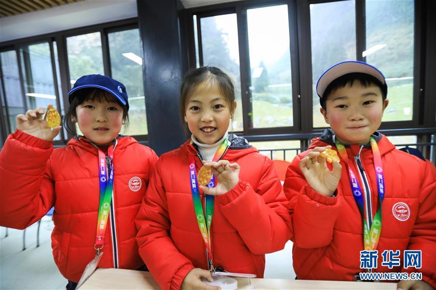 (教育)(3)重庆市深度贫困乡镇中小学生科技冬令营启动