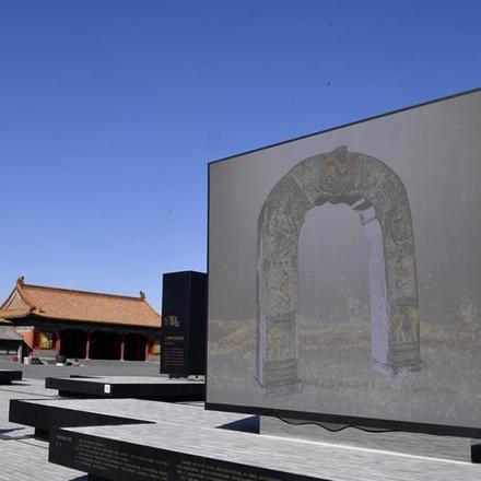 (文化)(2)《国家宝藏》特展在故宫揭幕