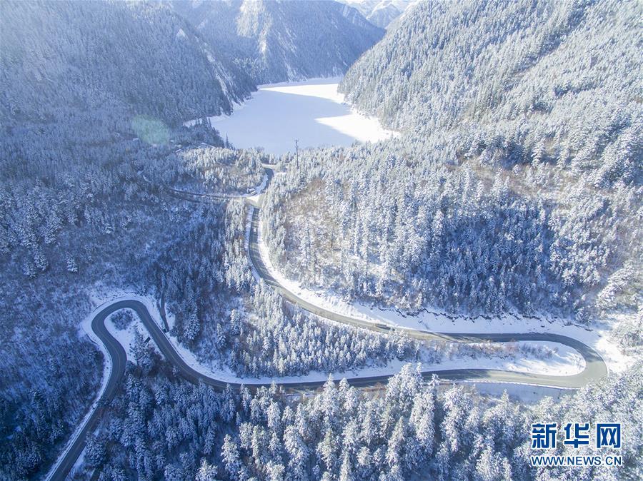 (社会)(3)九寨沟部分景观恢复开放