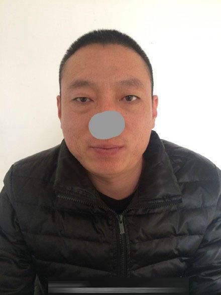 北京警方将马赛克打在嫌疑人鼻子上 引网友热议(图)