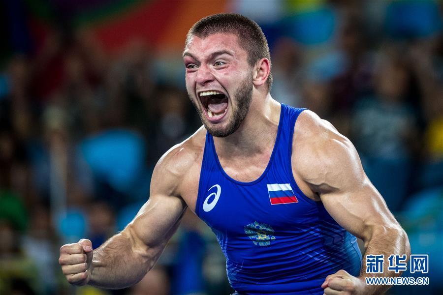 (里约奥运会·专题)(1)奥运的五种颜色——蓝色
