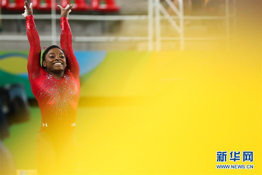 (里约奥运会·专题)(7)奥运的五种颜色——黄色