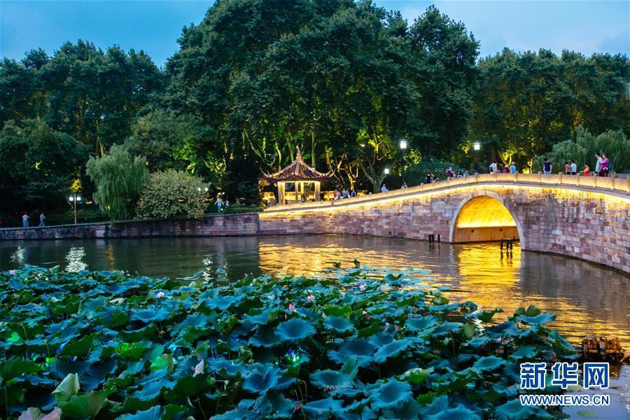 (聚焦G20)(9)杭州的桥