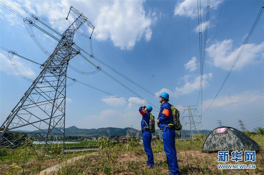 (聚焦G20)(1)G20杭州峰会正式启动杭州地区电力主网架现场驻守巡视