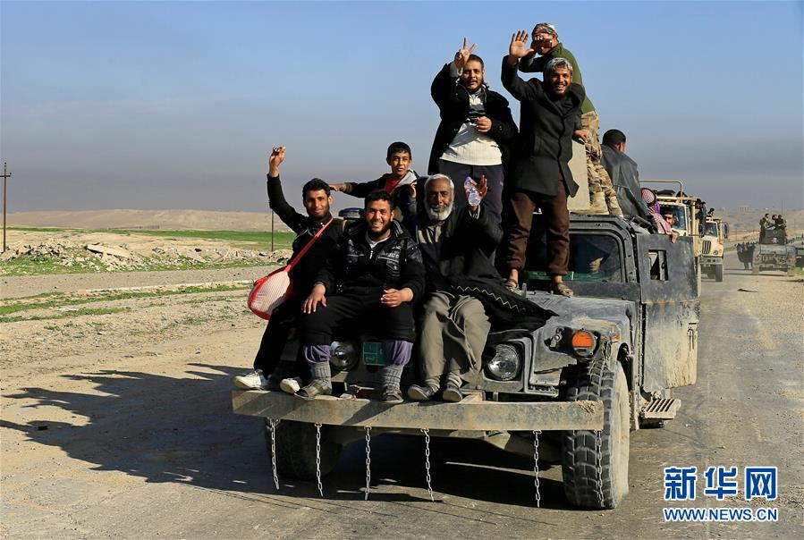 中东难民迁移路线