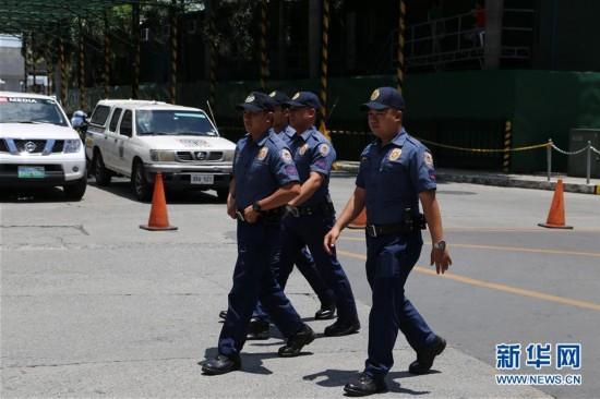 (国际)(1)菲律宾首都一酒店遇袭
