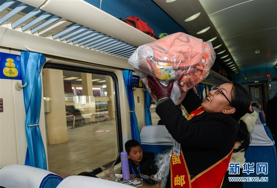 (社会)(1)西藏:外来务工者踏上免费返乡路
