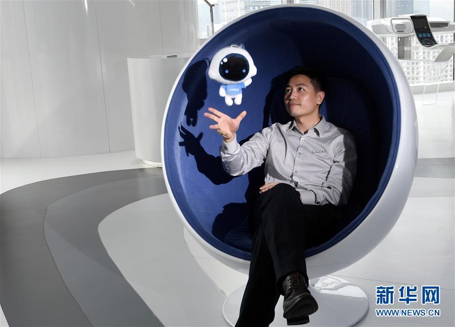 (图文互动·新华全媒头条·新时代新气象新作为)(2)创新中国——改变世界的中国力量