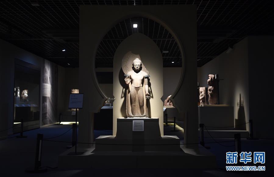 (XHDW)(3)中印雕塑展将在四川收官