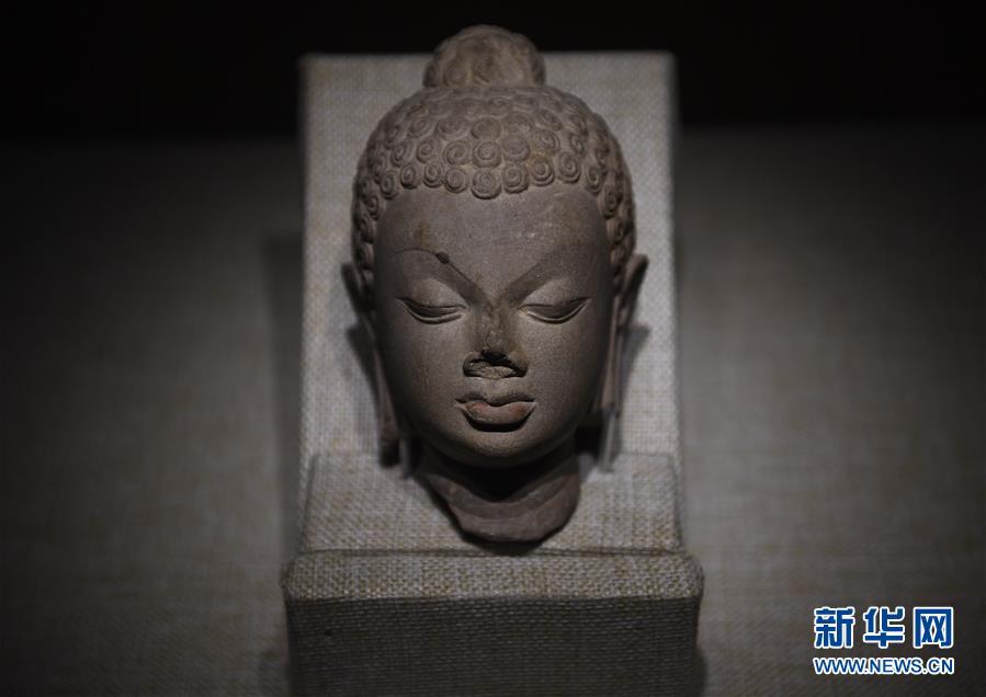 (XHDW)(6)中印雕塑展将在四川收官