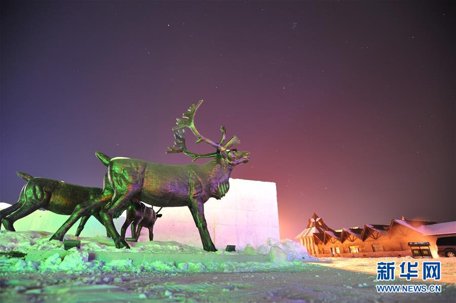 (社会)(1)第五届中国冷极节开幕