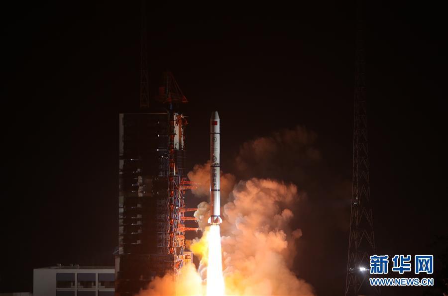 (科技)(1)我国成功发射遥感三十号03组卫星