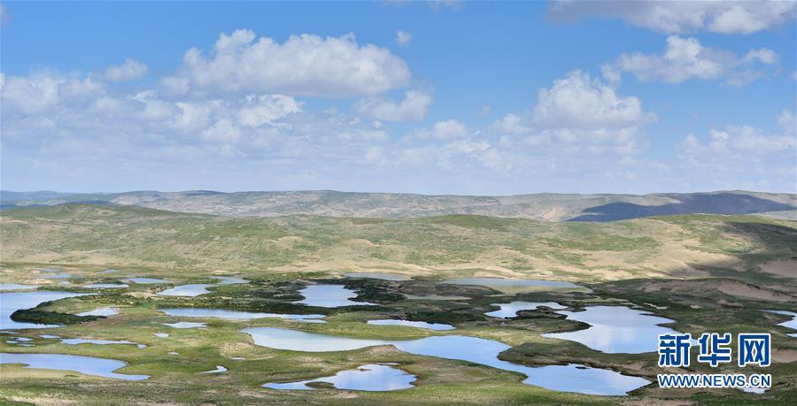 (图文互动)(1)三江源地区见证青藏高原生态建设奇迹