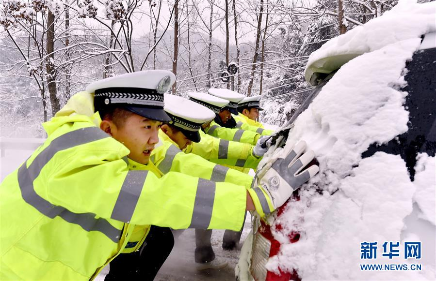 #(环境)(5)雪中保畅通
