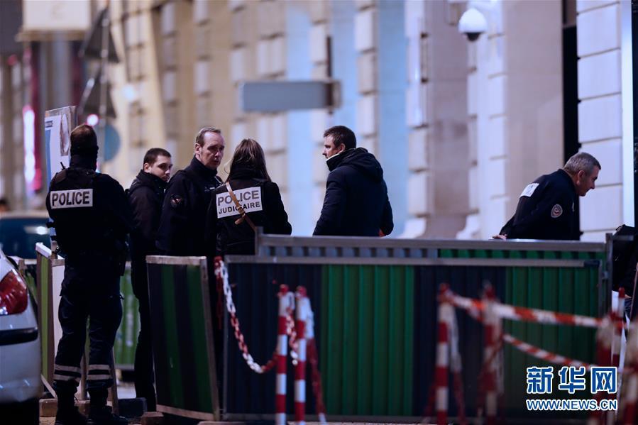 (国际)(3)法国巴黎丽兹酒店发生珠宝抢劫案