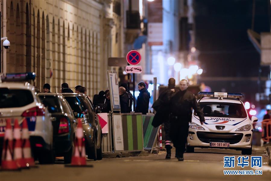 (国际)(1)法国巴黎丽兹酒店发生珠宝抢劫案