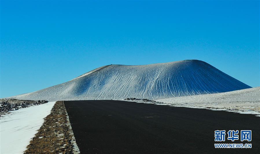 (美丽中国)(1)冰雪火山