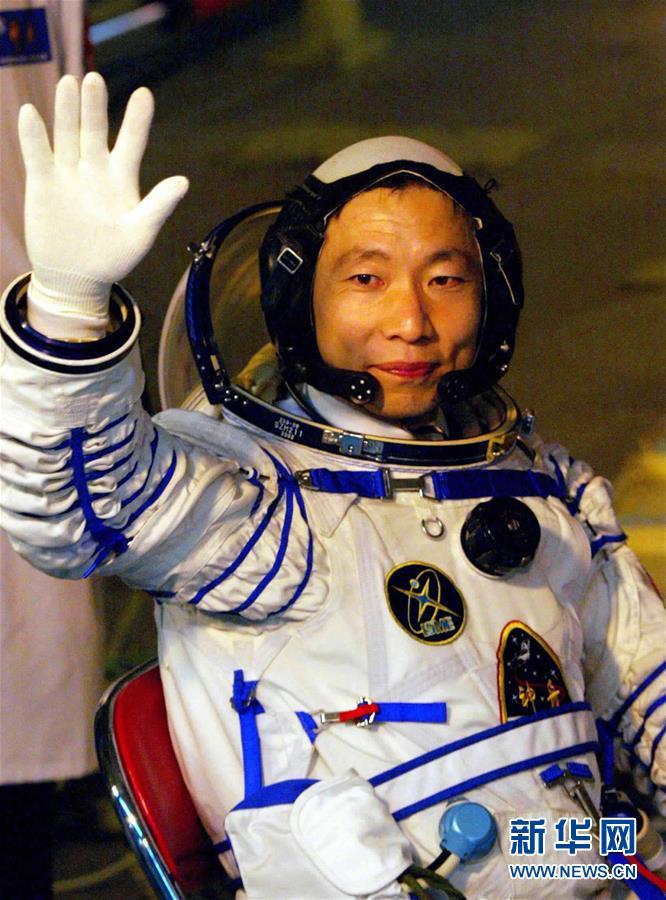 (新华全媒头条·图文互动)(1)筑梦九天写忠诚——记英雄的中国航天员群体