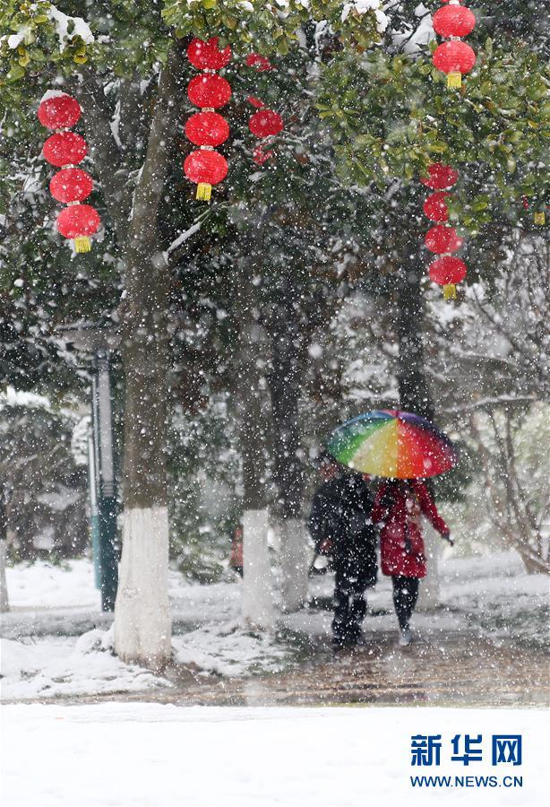 #(环境)(1)雪中行