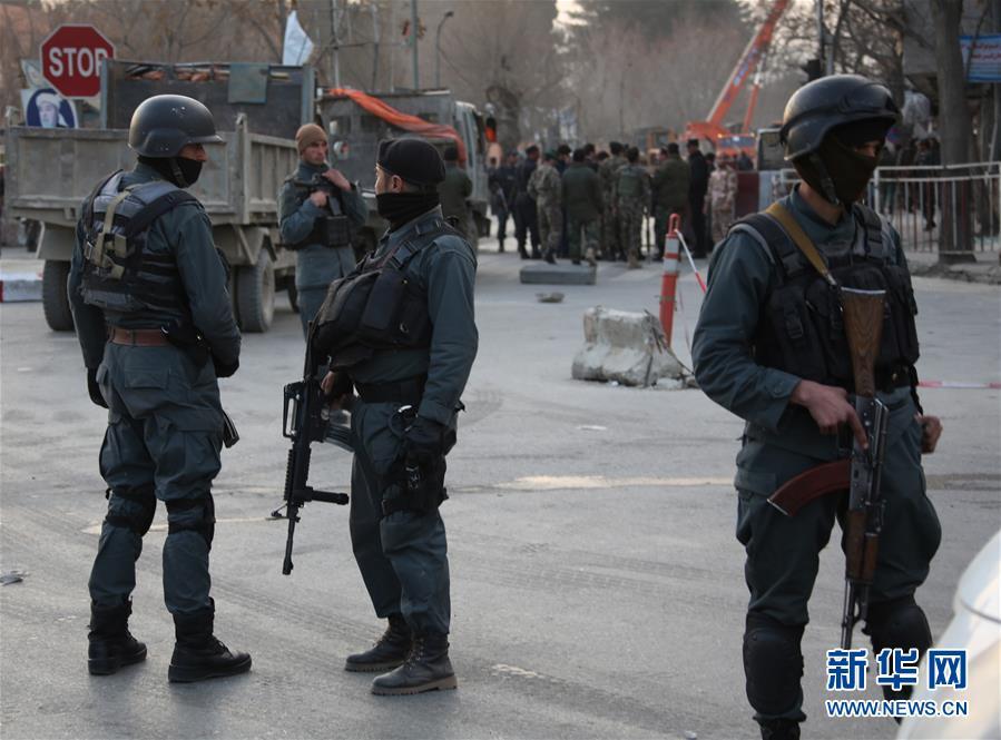 (国际)(2)喀布尔汽车炸弹袭击死亡人数上升至63人
