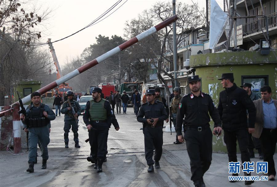 (国际)(3)喀布尔汽车炸弹袭击死亡人数上升至63人