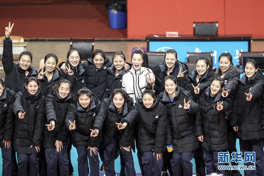(体育)(1)排球——惠若琪退役