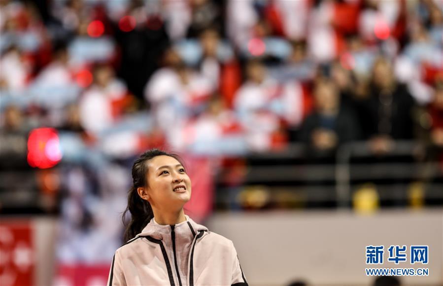 (体育)(2)排球——惠若琪退役