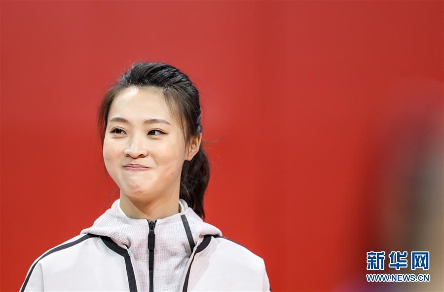 (体育)(4)排球——惠若琪退役