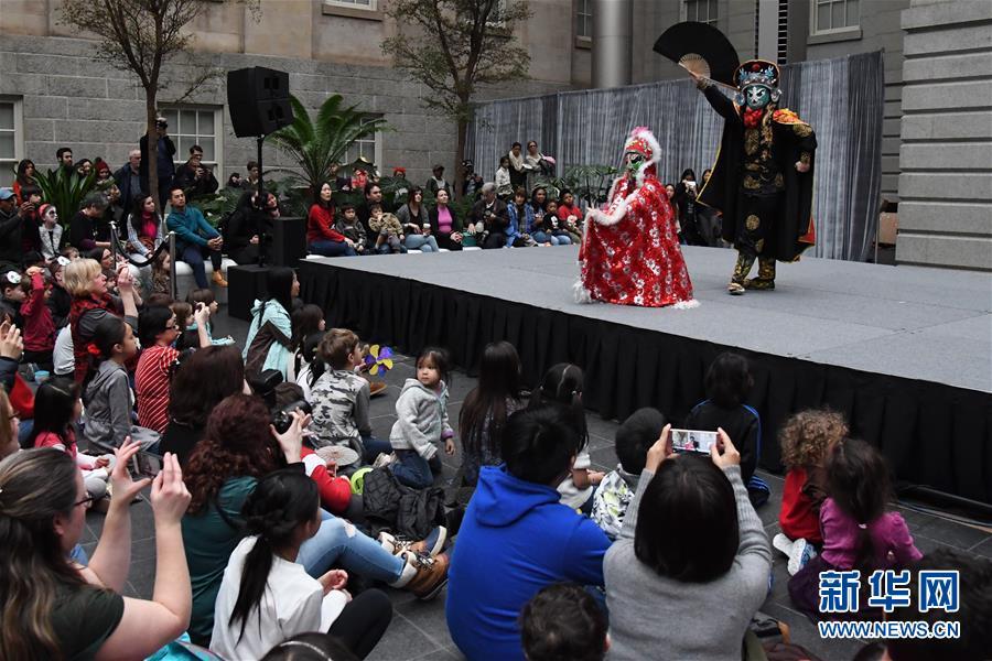 """(国际·图文互动)(1)美国博物馆的""""春节时间"""""""