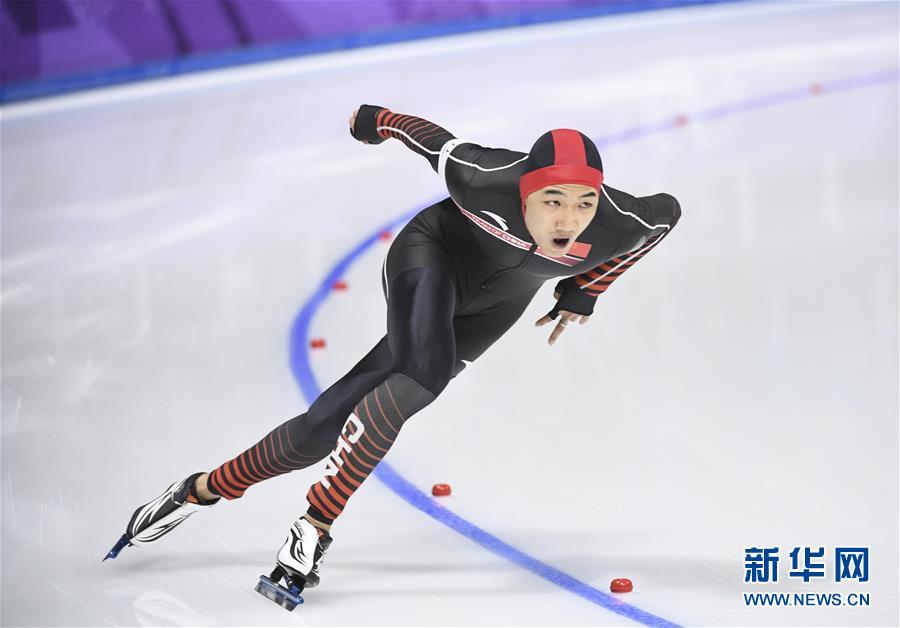 (冬奥会·专题)(1)平昌冬奥赛场上的中国新生代