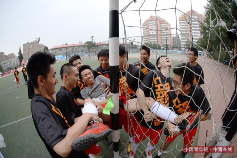 高中生自己的足球冠军赛