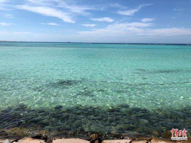 【新时代·幸福美丽新边疆】三沙归来不看海!在一步一